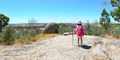 Black Hill Ridge Circuit - Black Hill Reserve - Kyneton (Bare Bones Bushwalking) - The Bushwalking Blog Bare Bone, Circuit, Bones, Families, Australia, Mountains, Tips, Nature, Blog