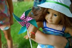 Beth Kruse Custom Creations: american girl doll party