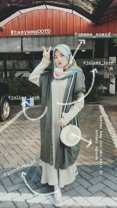 Casual Hijab Outfit, Ootd Hijab, Girl Hijab, Hijab Chic, Muslim Fashion, Korean Fashion, Best Online Stores, Hijab Fashion Inspiration, Muslim Women