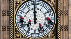 Think you know how many days are in a year? Think again. - The Washington Post Westminster, Big Ben London, How Many Days, Pretty Tough, Old Clocks, Interesting News, London City, Tower, Hard Workers