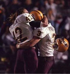 Pat Tillman and Keith Poole