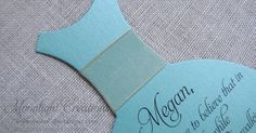 Wedding Party Cards Will You Be My Bridesmaid by MoonlightStamper, $3.50