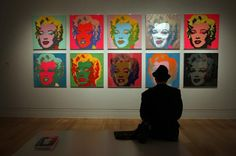 9 more to go on this Andy Warhol collection of my love Marilyn<3