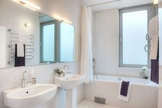 Rund mosaik blandare inbyggt badkar