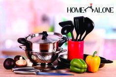 Utensílios domésticos, quais os essenciais para uma cozinha de quem mora…