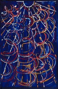 Mario Schifano - opere in esposizione #schifano #mostre #esposizioni #arte