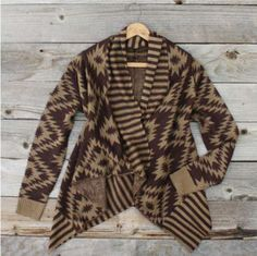 indian blanket sweater love this , need this in the uk :(