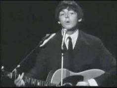 The Beatles Yesterday (Original) - YouTube