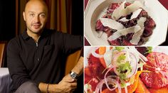 Here are some great tips from restauranteur, Joe Bastianichl, on how to eat for a healthy heart