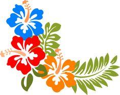 Imagem gratis no Pixabay - Hibisco, Hawaii, Flores, Tropical Hawaiian Flower Drawing, Hawaiian Art, Hawaiian Quilts, Flower Art, Hawaii Flowers, Tropical Flowers, Colorful Flowers, Art Floral, Clipart Png