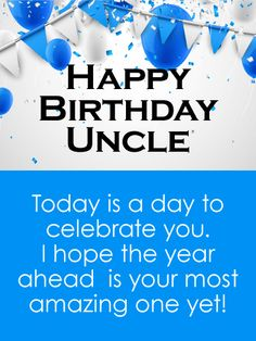 Free happy birthday cards for uncle cardjdi 54 best birthday cards for uncle images on in 2018 m4hsunfo