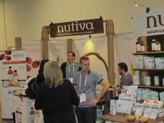 Nutiva!! Natural Products Expo West