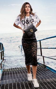 """ Zendaya for 'Dolce & Gabbana' for the Spring / Summer 2017 collection "" Mode Zendaya, Zendaya Outfits, Zendaya Style, Web Banner Design, Design Web, Cool Outfits, Casual Outfits, Fashion Outfits, Womens Fashion"