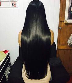 Bellissima: Quer ter o cabelo liso sem fazer qualquer química? Experimente esta receita!