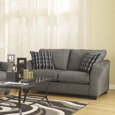 Couches Loveseats Wayfair Find Signature Design By Ashley Ladonia