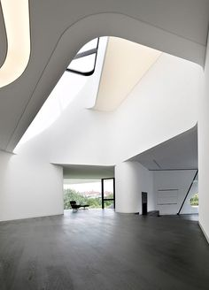 Future style, love the corners in this building