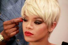 Rihanna for MAC