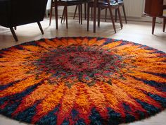 huge sunflower rya