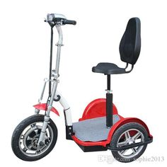 Hot Selling Powerful Three Wheel Electric Tricycle Scooter Bike Bicycle Motorbike 500W Motor Green Personal Transporter for Elderly Disabled Online with $502.62/Piece on Sophie2013's Store | DHgate.com