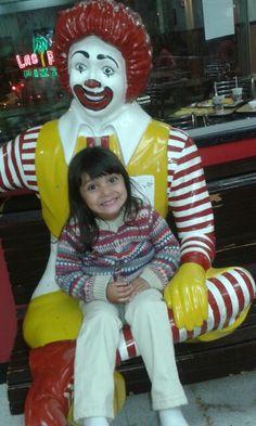 La hija de Ronald