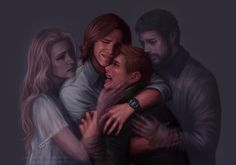 Lay your weary head to rest... by ~jasric on deviantART [I'm just going to go curl up and cry/die now...]