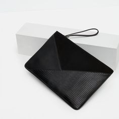 a54c44f9e690 Image 6 of COMBINED CLUTCH BAG from Zara Zara United States