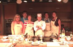 Holland America Line's partner Sushi Chef Andy Matsuda recently cruised on Nieuw Amsterdam. During his time onboard, in addition to providing training to our chefs, Andy delighted guests with cooking demos & a private class. Guests who participated in the personal lesson were in for a treat. After all, it's not everyday you get to learn how to create sushi & Asian dishes from a true expert. But on a HAL cruise opportunities are plentiful to learn from the foremost experts in their field!