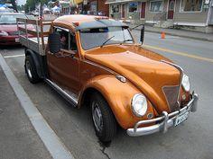 VW Beetle Panel Truck Body | 69 Bug , '71 Bus , '61 Bug , '56 Bug , '66 Panel