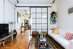 01-decoracao-apartamento-estilo-industrial-porta-serralheria.jpg (1300×867)