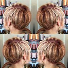 Coupe de cheveux courts