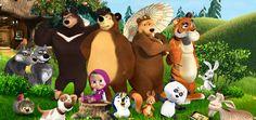 masha y el oso casa 3d - Buscar con Google