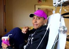 Battle: She publicly shared the details of her struggle with a rare blood disorder, myelodysplastic syndrome