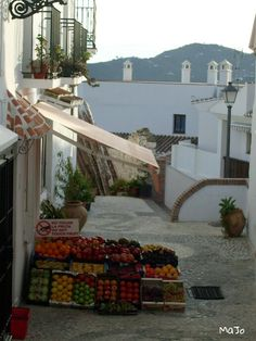 Frigiliana / Spanien