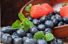 Berry bitter, minty fresh