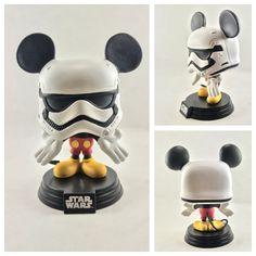 My Stormtrooper Mickey Pop