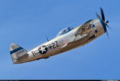 Republic P-47D Thunderbolt aircraft picture