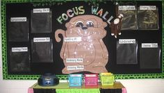Mrs. Hunt's First Grade Classroom. A lot of theme ideas.