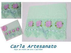 Carla Artesanato: banheiro