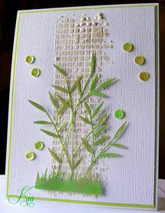 Serene Bamboo by kiagc - Cards and Paper Crafts at Splitcoaststampers