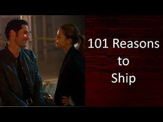 101 Reasons to.Deckerstar by Miracles Do Happen, The Wb, Lost Girl, Morning Star, True Blood, Buffy, Tumblr Posts, Sports And Politics, Tv Series