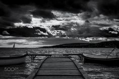 under storm - null