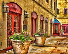 """500px / Photo """"The Court Yard"""" by James Kirk"""