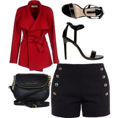 Untitled #459 by evanmonster on Polyvore featuring polyvore fashion style BGN Chloé Dorothy Perkins Michael Kors