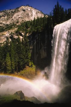 Visit the beautiful Yosemite National Park in #CA and make #WorldMark Bass Lake or #WorldMark Angels Camp your home base - both located less than two hours from the park.