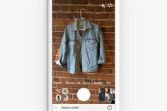 Introducing the next wave of visual search and shopping Boss Babe Entrepreneur, Look 2017, Computer Vision, Short Shirts, Mobile Marketing, Marketing News, Cool Things To Make, Things To Sell, New Set