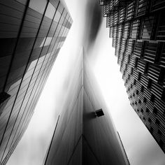 """""""Wedge"""" - Spectacular long exposure architecture work by Giles McGarry Modern Photography, Urban Photography, Artistic Photography, Black And White Photography, Architectural Photography, Photography Ideas, Exposure Photography, Vintage Photography, Black And White City"""