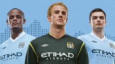 Manchester City FC - the only team to come from Manchester :-)