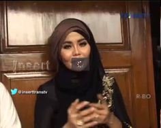 Jeng Ana Dipertemukan Dengan Hengky Kawilarang DAlam Persidangan Gosip A...