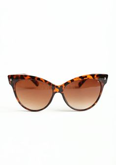 I wouldnt need a reason to wear sunglasses like these but they go with the basic theme