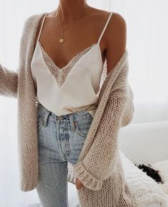 36 Jawdroppingly Cheap Cardigans You Must Try - Summer Fashion Id . - 36 jawdroppingly cheap cardigans you have to try – summer fashion ideas – - Look Fashion, Winter Fashion, Womens Fashion, Ladies Fashion, Cheap Fashion, Fashion Clothes, Fall Clothes, Spring Fashion, Stylish Clothes